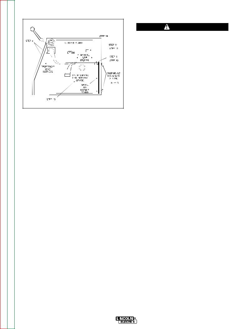 Lincoln Electric IDEALARC SP-250 User Manual