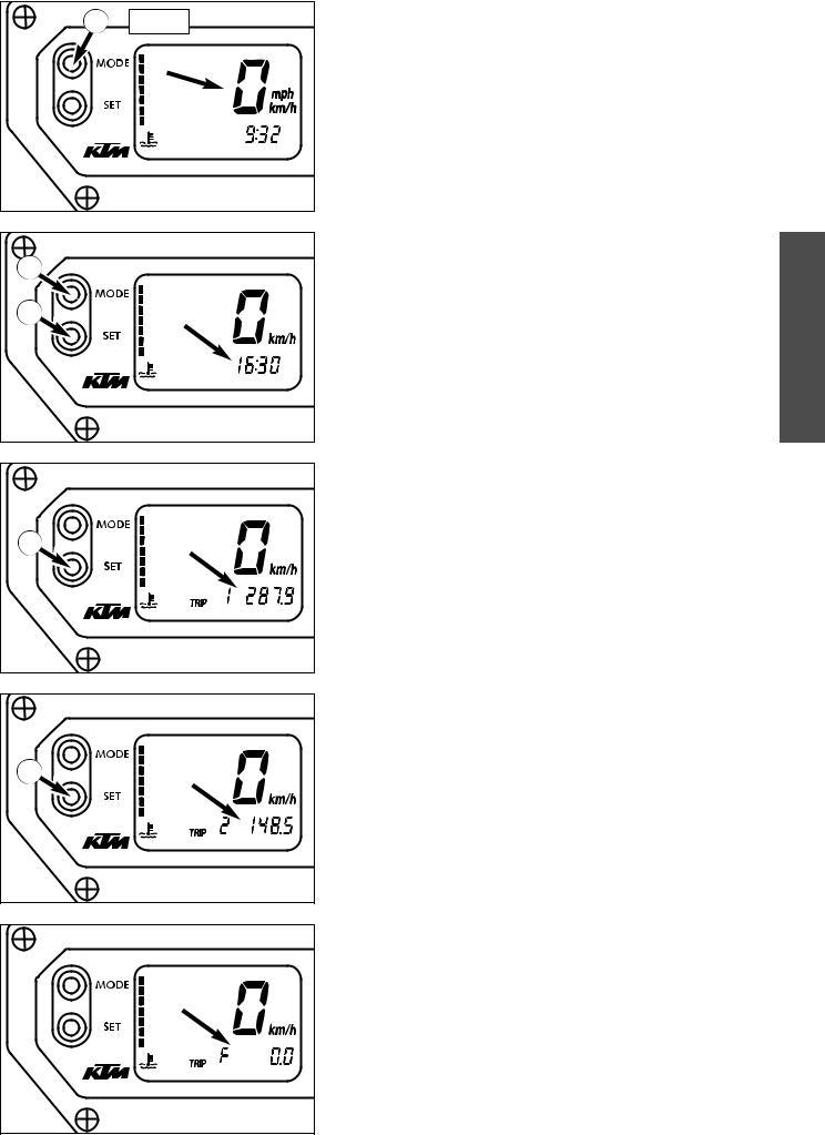 KTM 950 adventure, 950 Adventure 2003 Service Manual