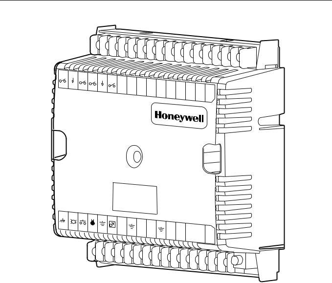 Honeywell W7750A User Manual