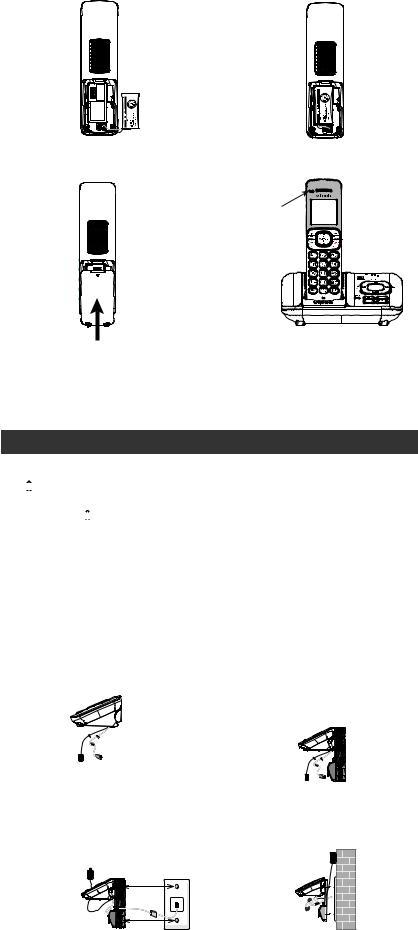 VTech dect 6.0 cordless telephone User Manual