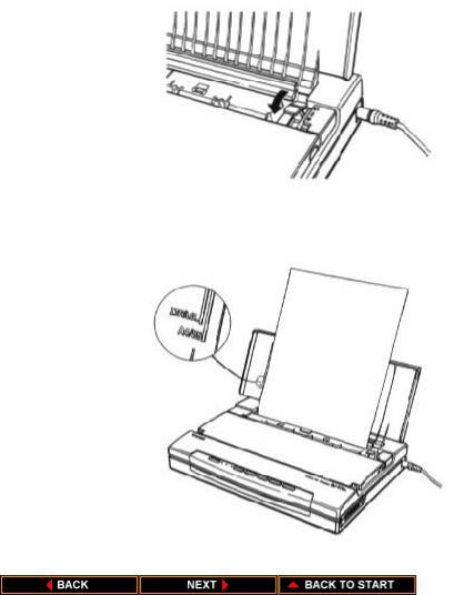 Canon BJ-10sx User Manual