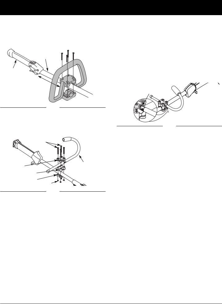 Troy-Bilt TB425CS, TB490BC, TB475SS User Manual
