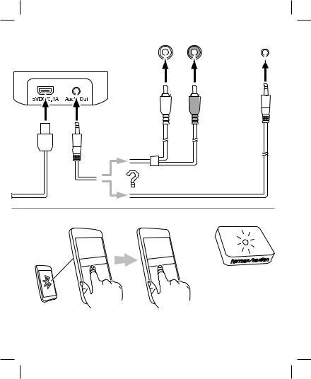 Harman-Kardon BTA 10 User Manual