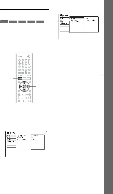 Sony RDR-HXD795, RDR-HXD790, RDR-HXD1090, RDR-HXD995, RDR