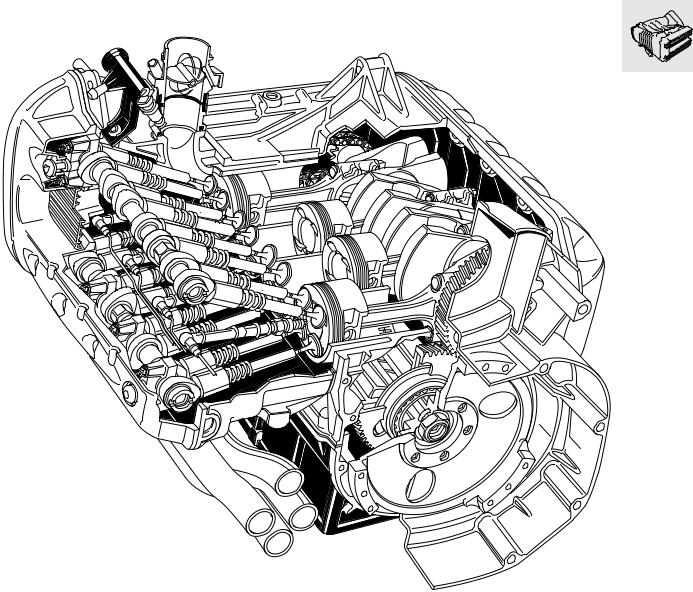 BMW K1200LT Service Manual