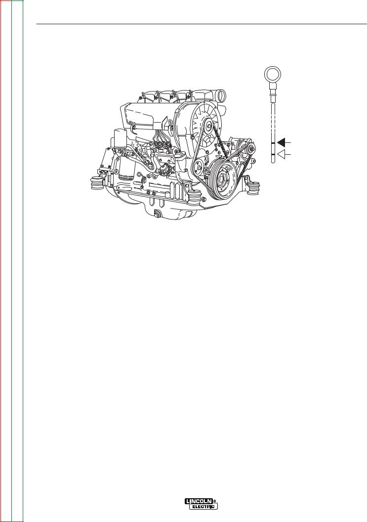 Lincoln Electric COMMANDER SVM145-B User Manual