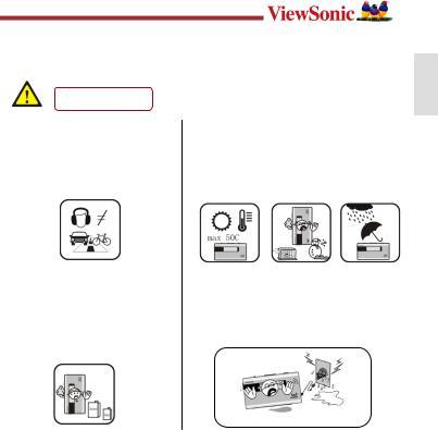 ViewSonic P102, P103, P104 User Manual