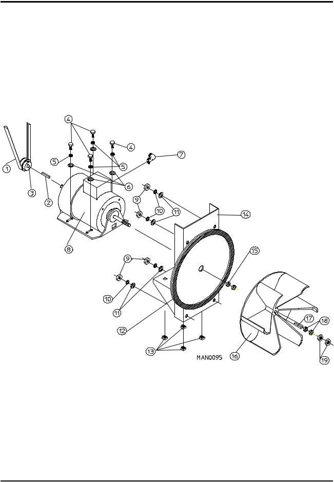American Dryer Corp AD-50 User Manual