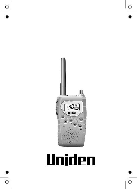 Uniden UH044DP User Manual