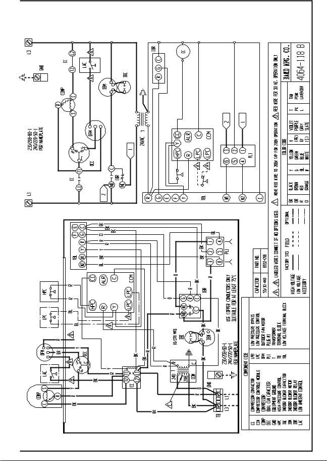 Bard P1148A1, P1142A3, P1060A1 User Manual