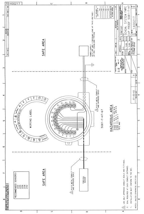 Emerson 5081-T User Manual