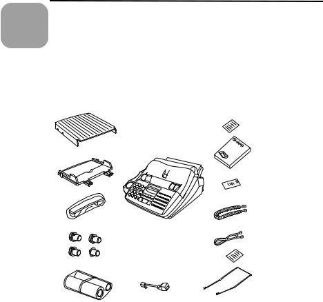 Sharp FO-1460 Operating Manual