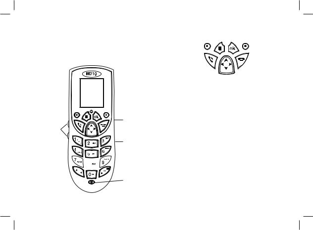 Motorola M710 Instruction Manual