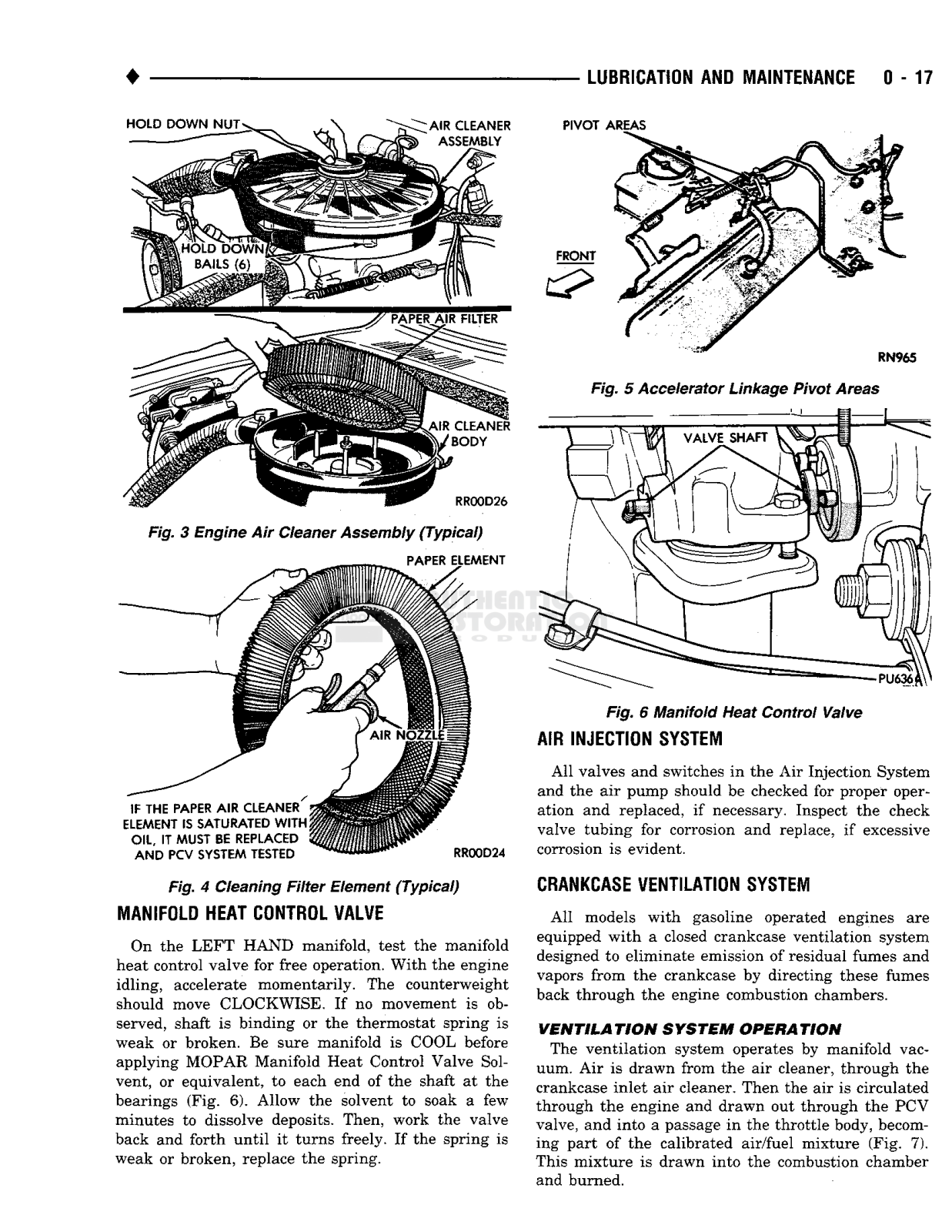 Dodge Dakota 1990, RAM 1990 Repair Manual