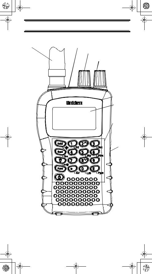 Uniden UBC73XLT User Manual