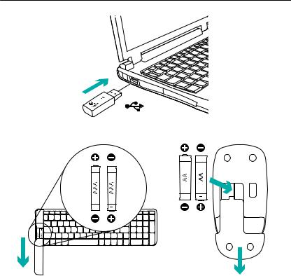 Logitech mk220 User Manual