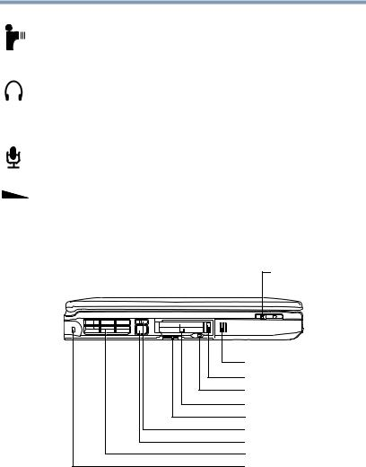 Toshiba Satellite Pro 4600 Series User Manual