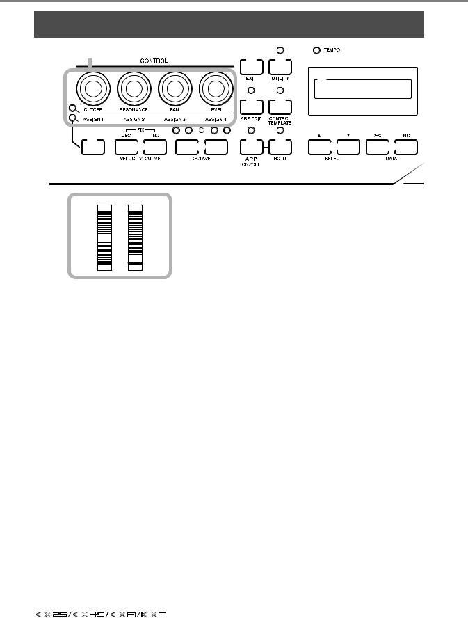 Yamaha KX8 User Manual