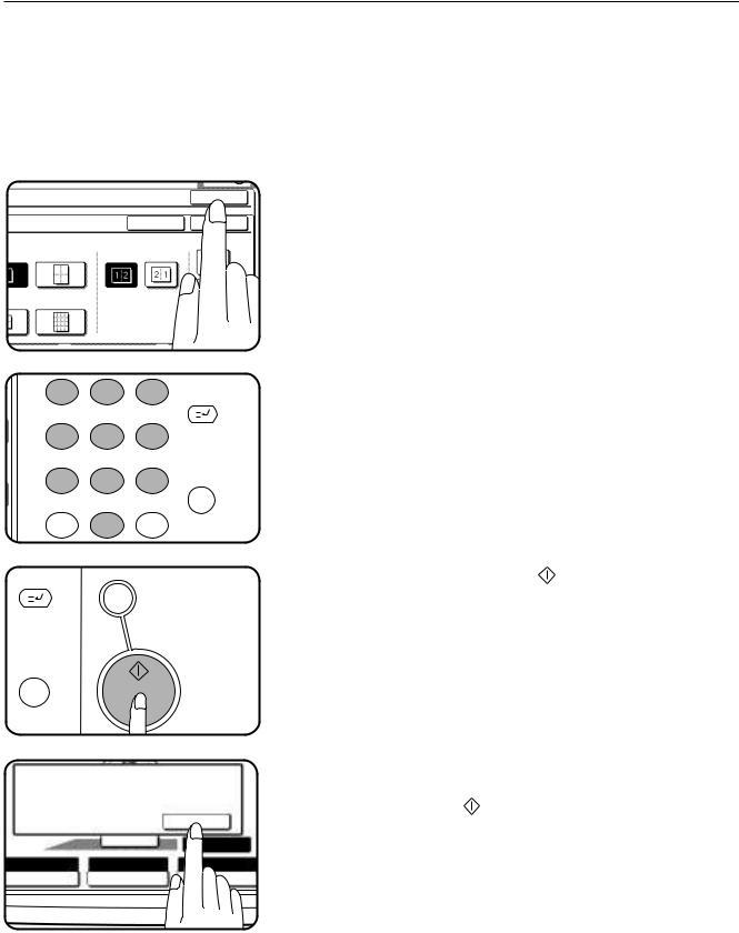 SHARP AR-287/337/407 User Manual