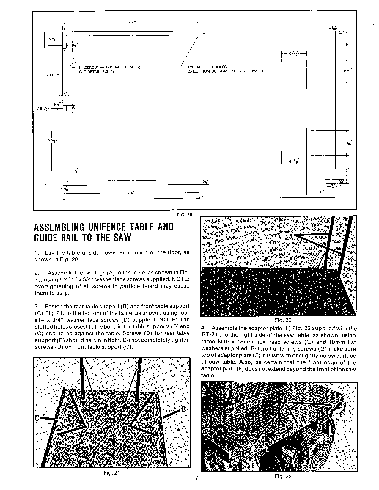Delta RT-31 User Manual