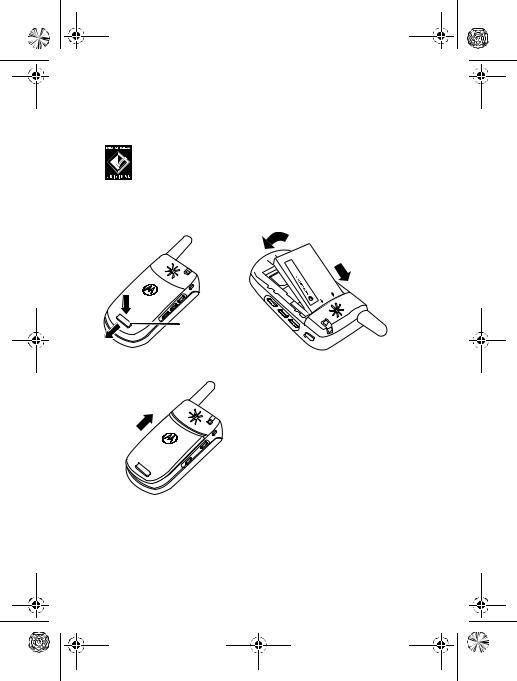 Motorola V220 User Manual
