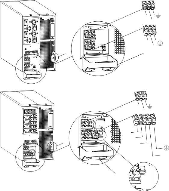 Apc Smart-UPS RT 10000VA/8000W (SURT10000XLI) User Manual