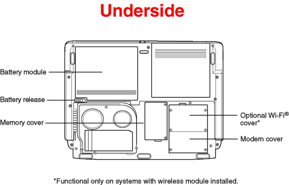 Toshiba Satellite P15 Series User Manual