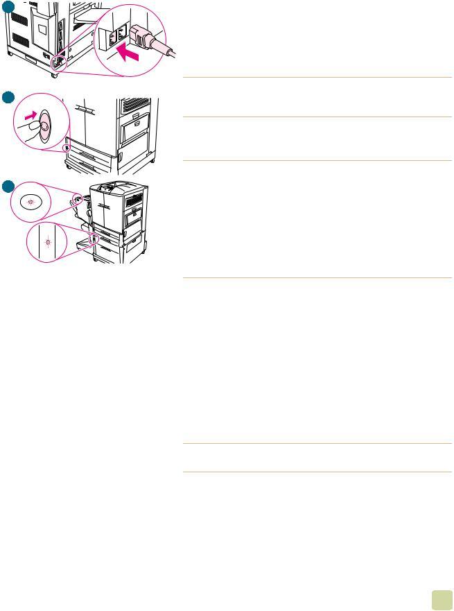 HP Color LaserJet 9500hdn, Color LaserJet 9500n, Laserjet