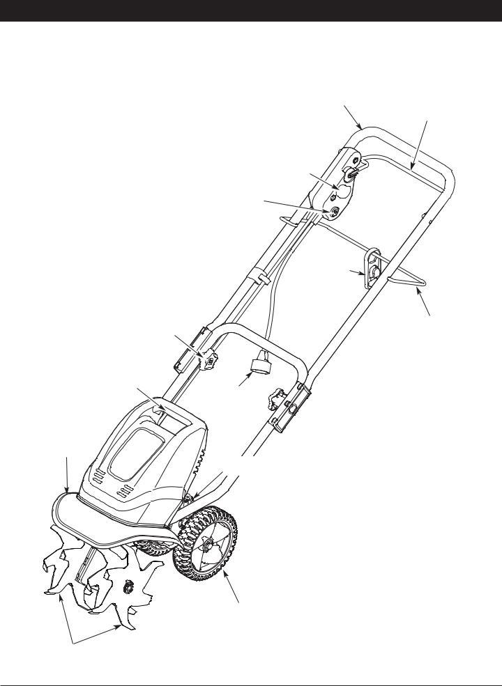 Troy-Bilt TB154E Owner's Manual