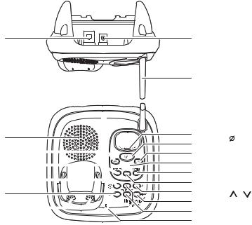 Uniden EXA7250 User Manual