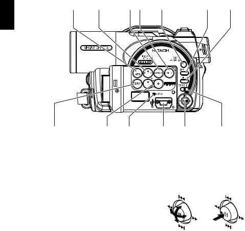 Hitachi DZ-MV580E, DZ-MV550E User Manual