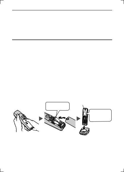 Panasonic KX-TGA410 User Manual