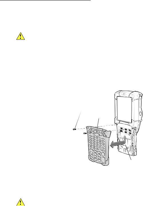 Motorola MC9090-G User Manual