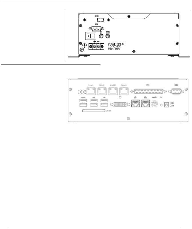 Datalogic MX20, MX80, MX40 User Manual