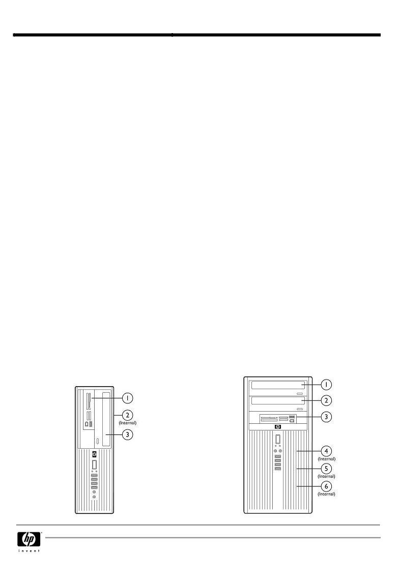 HP ELITE 8100 User Manual