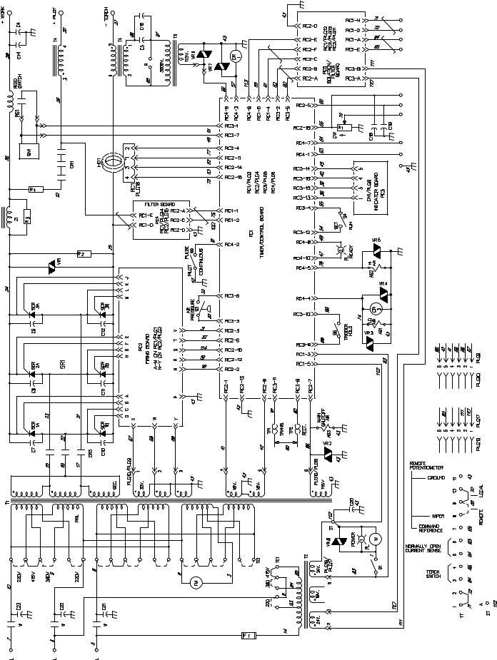 Miller Electric Spectrum 1000, Spectrum 1250R User Manual