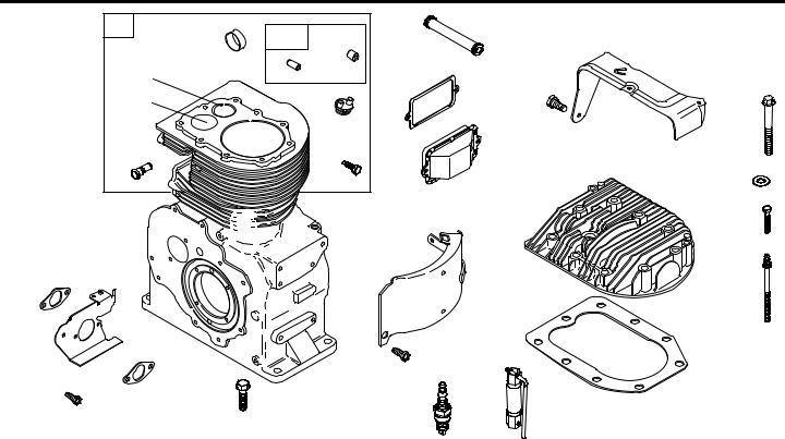 Briggs & Stratton 32K400 User Manual