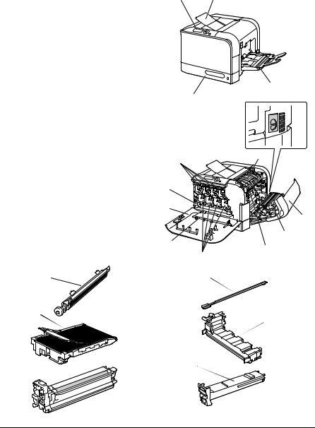 Konica Minolta PagePro 4650EN, Magicolor 4650DN User Manual