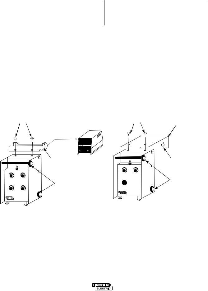 Lincoln Electric IM611 TIG PULSER User Manual
