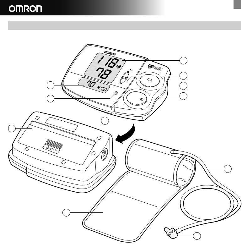 Omron M7 User Manual
