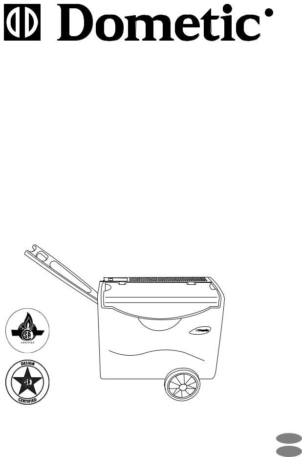 AEG-Electrolux RC3000EGP User Manual