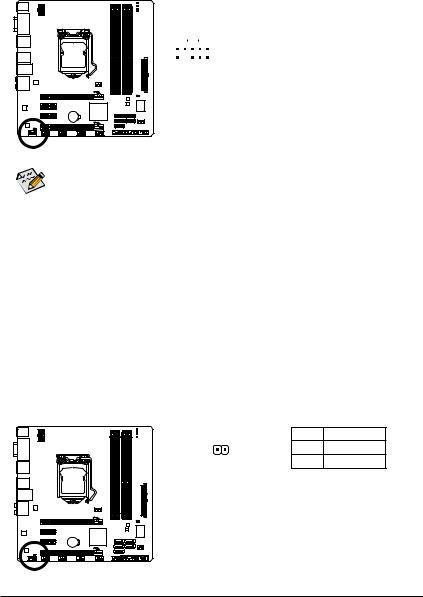 GIGABYTE GA-H67MA-UD2H (rev. 1.0) Owner's Manual