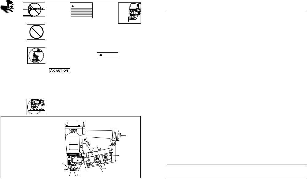 Campbell Hausfeld RN1545 User Manual