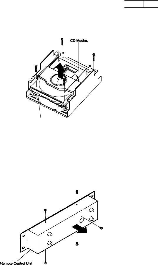 Denon DN-D4000 V.1 Service Manual