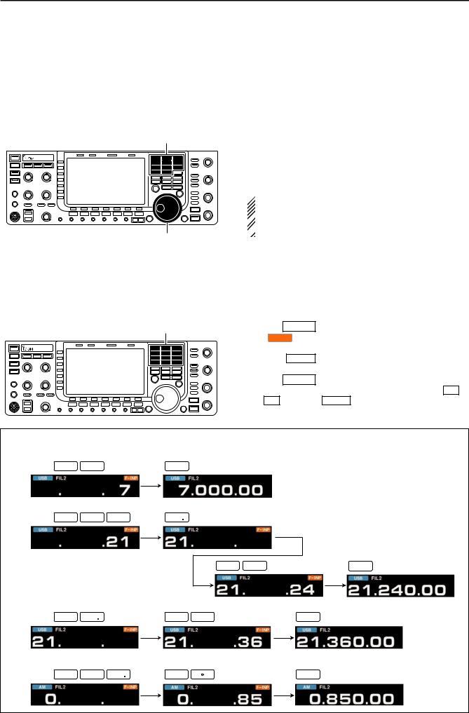 Icom IC-7700 User Manual
