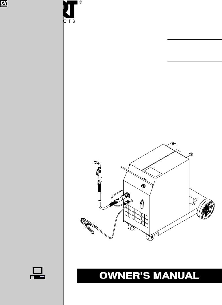 Hobart Welding Products BETA-MIG 1800 User Manual