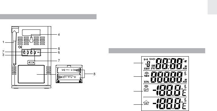 Oregon Scientific RGR126N User Manual