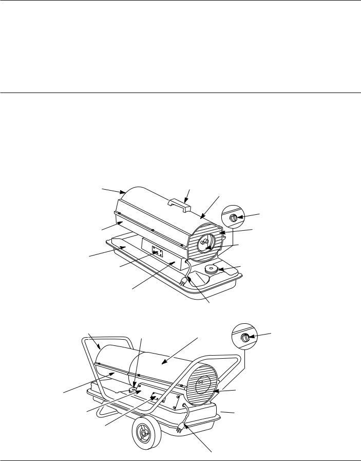 Dayton 3E219D, 2E510E, 3E218E, 2E511E User Manual