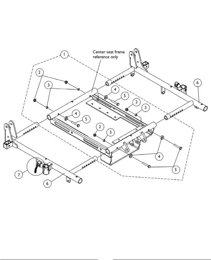 Invacare 2GT, 2GTR, 2GR User Manual