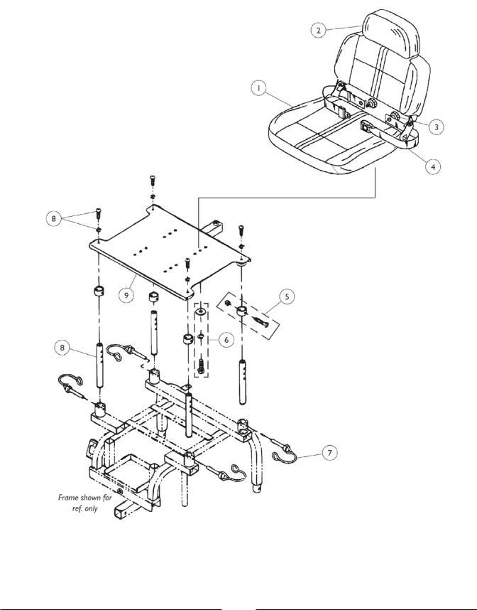 Invacare Pronto M6 User Manual